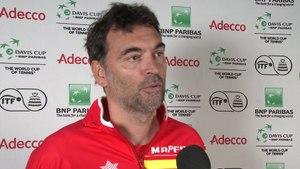Interview: Sergi Bruguera (ESP)
