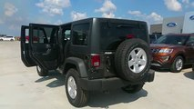 2017 Jeep Wrangler Unlimited Sport St. Charles, AR   Jeep Wrangler Unlimited Sport St. Charles, AR