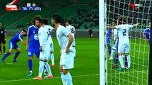 أهداف المباراة المثيرة الزوراء والميناء 2-1 الدوري العراقي 29-1-2018 شاشة كاملة HD