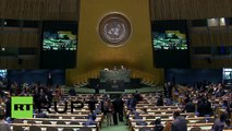 USA: UN votes AGAINST US embargo on Cuba