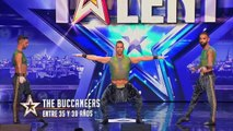 STRONGEST AUDITION on Spain's Got Talent - Got Talent Global