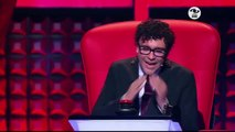 Dana cantó Falsas esperanzas de J. Piloto – LVK Col – Audiciones a ciegas – Cap 4 –