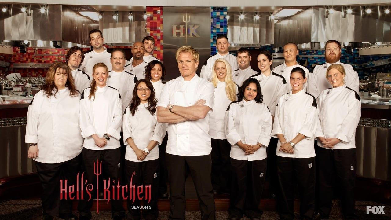 Hell S Kitchen S017e16 Season 17 Episode 16 Fox Broadcasting Company