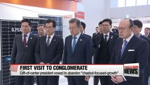 South Korean president visits Hanwha Q CELLS for role in quality job creation