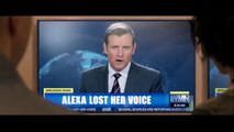 Alexa Loses Her Voice - Rebel Wilson - Cardi B | Amazon Super Bowl LII Commercial 2018  (1:30)