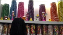 NYC Vlog Part 3/3: New York City CANDY STORE MADNESS and 9/11 Memorial!!
