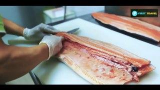 Sapa tourism Cá Hồi Sapa Ẩm thực Sapa
