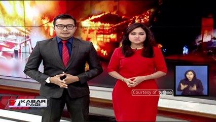 Kebakaran Kios di Cengkareng Tewaskan Empat Orang