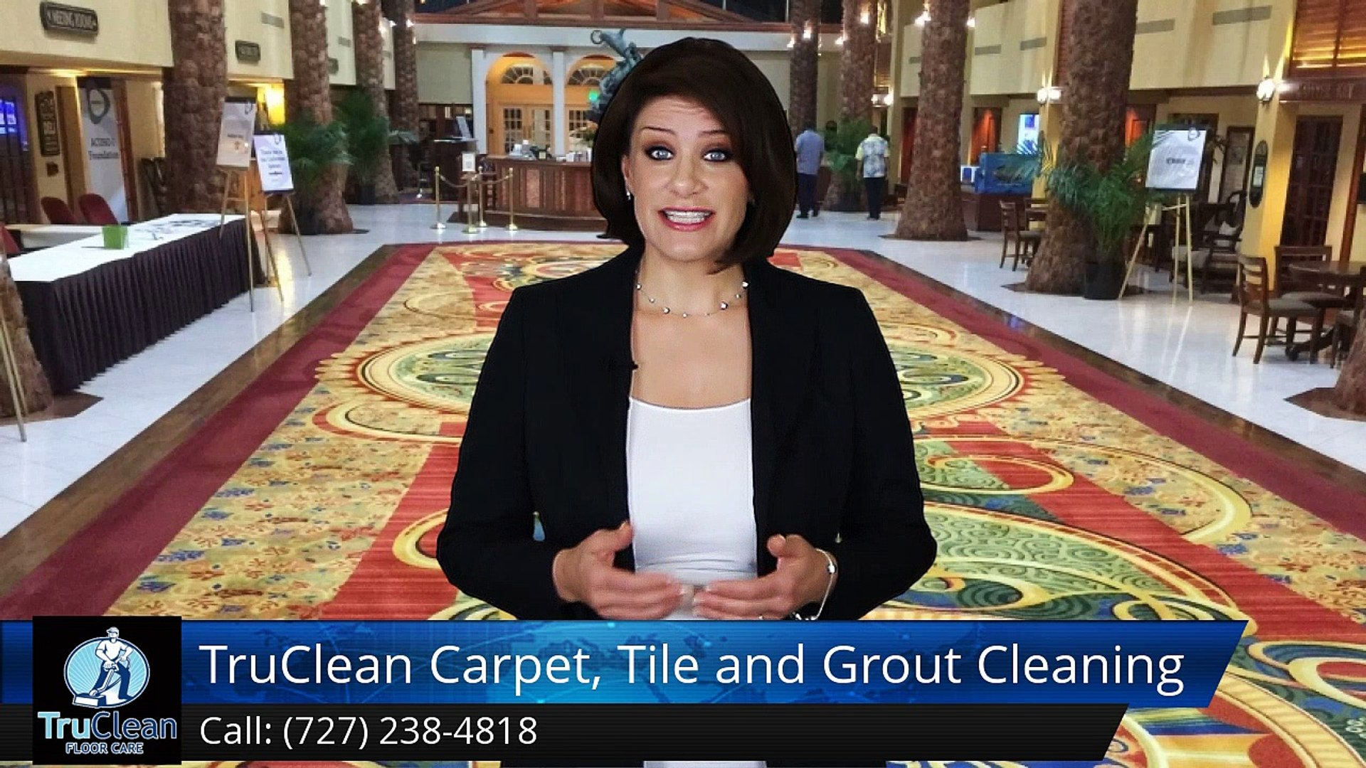 Clearwater FL Tile & Grout Cleaning Reviews, TruClean Floor Care Clearwater, Commercial Tile &am