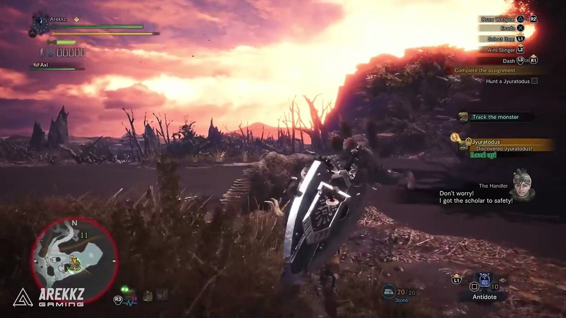 Monster Hunter World New Monster Jyuratodus Gameplay Video Dailymotion Where is high ranked jyuratodus?? monster hunter world new monster jyuratodus gameplay
