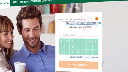 Espace Client Groupama.fr - Se connecter