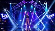 Dana cantó Falsas esperanzas de J. Piloto – LVK Col – Audiciones a ciegas – Cap 4 �