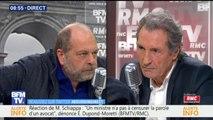 """Théo va """"comme un jeune homme qui a été violé"""", affirme son avocat Éric Dupond-Moretti"""