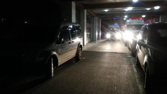 Karaman Tabancayla Yaralandı, Otomobiliyle Hastaneye Geldi