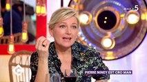 """Fou rire d'Anne-Elisabeth Lemoine après un lapsus dans """"C à vous"""" - Regardez"""