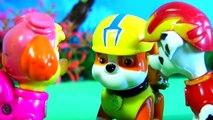 Skye da Patrulha Canina se Transformando em Zumbi - Paw Patrol Completo em Português!!!