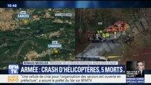 """Crash d'hélicoptères dans le Var: """"C'est un désastre"""", confie le président de la Région Provence-Alpes-Côte-D'azur"""