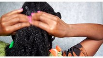 OLD Braids Takedown: How to Safely Detangle MATTED & TANGLED Hair | Natural Hair