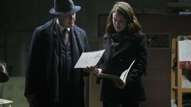 The Blacklist (S5, Ep13) Season 5 Episode 13 [Streaming]