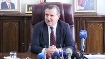 Gençlik ve Spor Bakanı Bak: 'Bu Afrin operasyonu sınırımızdaki o terör yuvalarını dağıtmak için yapılan bir operasyon' - ADIYAMAN