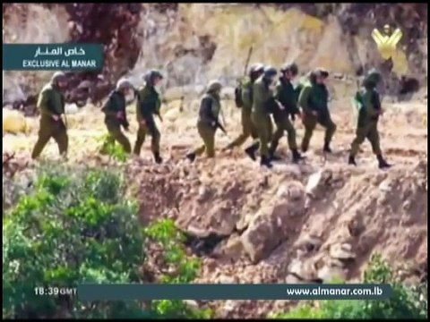 Israel fears to be invaded by Hezbollah