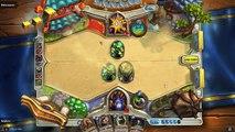 Warcraft - Hearthstone Arena - Warlock Part 3 - Pick Lord