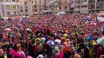 Carnaval de Dunkerque 2018 : le Jet de Harengs en direct ! - 11 Février 2018