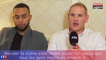 Attaque du Thalys : les héros américains racontent le tournage du film (Vidéo)