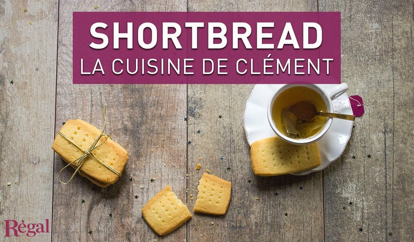 Shortbread biscuits | regal.fr