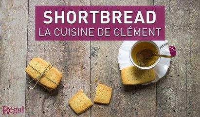 Shortbread biscuits | regal.fr