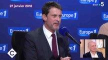 Quand Manuel Valls se fait passer pour Benoît Hamon - ZAPPING ACTU HEBDO DU 03/02/2018