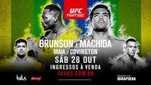 Lyoto Machida projeta retorno em grande estilo no UFC SP
