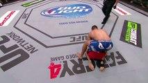 Top 5 nocautes e finalizações de lutadores do UFC 206