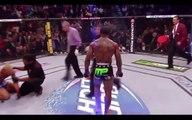 UFC 209: Nocaute arrasador de Tyron Woodley em Koscheck