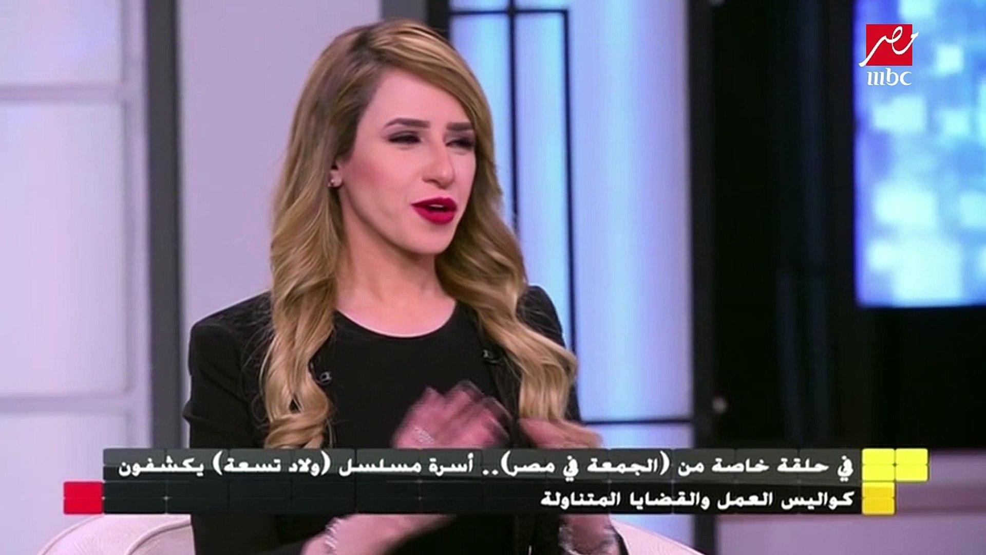 رسالة من الفنان خالد زكي لصادق الصباح منتج مسلسل ولاد تسعة