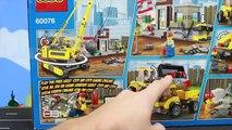 Lego Ninja Turtles Meet Ninjago NInja Legos at a Construction Site