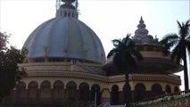 Radha-Madhava darsan in ISKCON Mayapur temple - video dailymotion