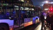 Un bus de la Stib fauche six piétons à proximité de la gare de Bruxelles-Central