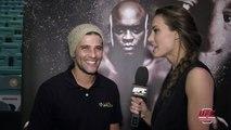 Bruno Gagliasso: 'estou emocinado em ver o Anderson'