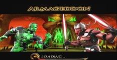 Mortal Kombat Armageddon- Created Character 5_ Arcade Playthrough on