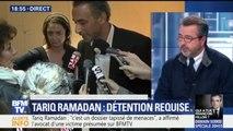 """Affaire Ramadan: la cicatrice est """"un élément important à charge"""", dit l'avocat d'une des plaignantes"""