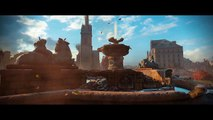 O World of Tanks chegou ao sistema PlayStation 4!