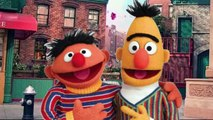 Finger Family Sesame Streets Elmo Bert and Ernie Surprise Eggs Nursery Rhyme Song
