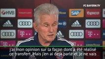 Transferts - Heynckes : ''Ce serait mieux de conserver les meilleurs joueurs''