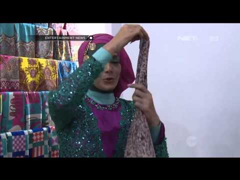 Lula kamal sering beri tutorial hijab di mushola | kapanlagi. Com.