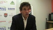APRES MATCH - Les réactions des entraîneurs après SCBVG - Blois