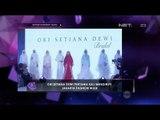 Oki Setiana Dewi Ikuti Jakarta Fashion Week