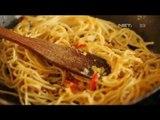 Spaghetti Pedas Telur Asin - eKitchen with Chef Norman