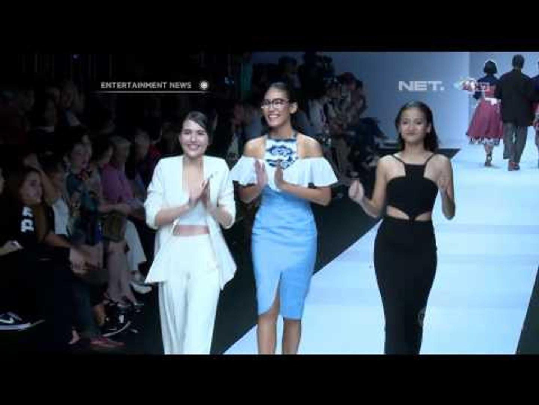 Alika fashion show di Jakarta Fashion Week