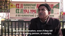 Syria Kurds outraged over mutilated body of female fighter